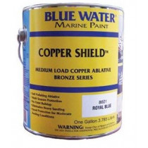 Blue Water Copper Shield 45 Royal Blue qt