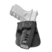Fobus CH Rapid Release Level 2 Paddle Holster, H&K USP, Right Hand