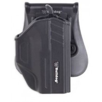 Bulldog Thumb Release Holster, Glock 42, Right Hand