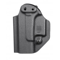 "Mission First Tactical IWB/OWB Ambi Holster for GLOCK 26, 27 1.5"" Belt Clip, Black"