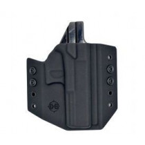 C&G Holsters Outside Waist Band Holster, FN Five-seveN, Right Handed, Black