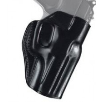 Galco Stinger Belt Holster For Ruger LC9 with LaserMax CenterFire, Black, Right Hand