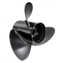 "Solas Propellers Rebex 3 Series 15-1/2""D x 11""P, RH Rotation, 3-Blade Aluminum Thru Hub Exhaust Propeller"