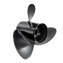 "Solas Rubix 3 Series13-13/64""D x 21X P, RH Rotation, 3-Blade Aluminum Thru Hub Exhaust Propeller"