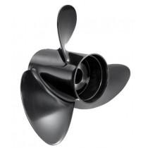 "Solas Rubex 3 Series 15""D x 15""P, LH Rotation, 3-Blade Aluminum Thru Hub Exhaust Propeller"