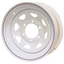 Loadstar 12X4  Wheel (Rim) Spk 5H-4.5, Galvanized