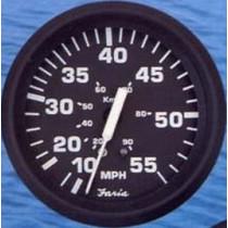 Faria Coral Speedometer