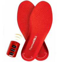ThermaCELL Heater Insoles Large Rechargeable Batteries