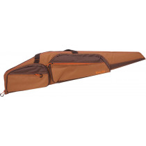 "Allen Cases Lincoln Case 46"" Rifle, Camel/Brown"