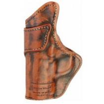 BlackHawk Leather ISP Holster with Clip, Springfield XD 4in/XDM, Right Hand