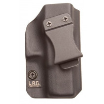 L.A.G Tactical Liberator IWB/OWB Holster, M&P Shield, Ambi