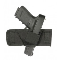 Blackhawk Sportster Belt Slide Holster, Ambidextrous, Fits Most Autos and Revolvers Nylon Black