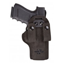Safariland Model 18 IWB Holster Right Hand Fits S&W Shield 9/40 Synthetic Suede Black