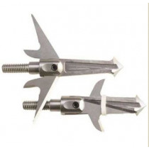 Swhacker Crossbow Broadhead Steel 125 Grain 1.75 in. 3 pk.