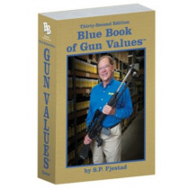Blue Book of Gun Values: Thirty-Second Edition Book