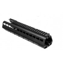 AR15 Triangle KeyMod Handguard Mid-Length