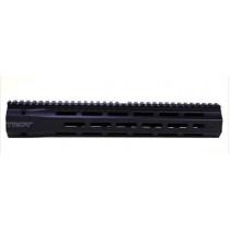 "Troy Industries M-LOK 5.56mm Carbon Fiber, 13"", Black"