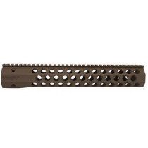 "Troy Industries Alpha Revolution Battle Rail, 13"" Flat Dark Earth"