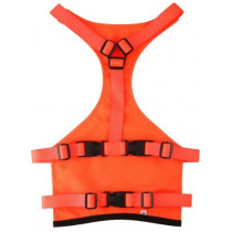 Mendota Pet Skid Plate, Large, Orange