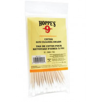 Hoppe's Cotton Cleaning Swabs, 50 Pack