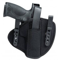 """Uncle Mike's Large Semi Auto 5"""" Tuckable Inside Waistband Holster, Size 19, Ambidextrous"""