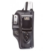 L.A.G Tactical Kriegar Appendix IWB Holster V2 For S&W M&P Compact 9/.40, Right Hand