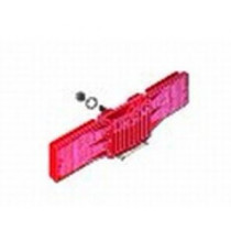 Dry Launch Submersible Launch Light, Red, 1/4""
