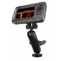 RAM Double Ball Mount for Lowrance Hook & Reveal Series