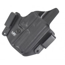 """L.A.G. Tactical Defender Series IWB/OWB for Springfield XD Mod 2 9/40 3"""", Black, Right Hand"""