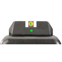 AmeriGlo I-Dot SIG Sauer #8 Tritium Night Sights Green/Orange