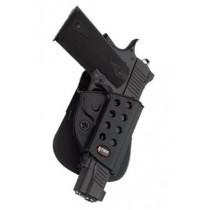 Fobus Standard Evolution Belt Holster Black Plastic