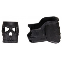 Mako MOJO AR-15 Magazine Well and Grip with Havoc Skull Insert