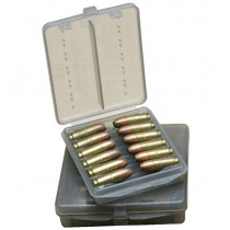 MTM Ammo Wallet .44 Remington Magnum 12 Cartridge Smoke W12B