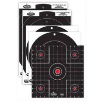 Birchwood Casey Sharpshooter Tab-Lock Target Kit with Assorted Targets
