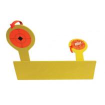 Birchwood Casey World of Targets Bushwacker Steel Black/Orange/Yellow