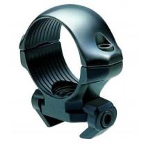 "Millett Angle-Loc 22 Calibers Low 1"" Diameter Gloss Black"