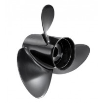 Rubex 3 Series LH Rotation 3-Blade Aluminum Thru Hub Exhaust Propeller