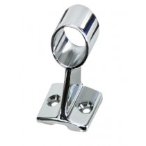 """Whitecap Products 1-1/2""""H Stainless Steel Center Hand Rail Fitting"""