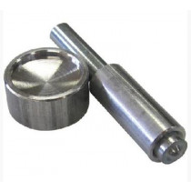 S&J Products Canvas Fastener Hand Punch & Base