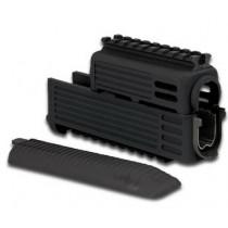 Tapco Intrafuse AK-47 Standard Handguard, Black