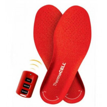ThermaCELL Heater Insoles, Large, Rechargeable Batteries