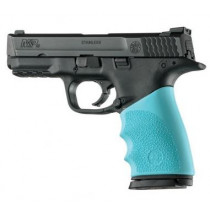 Hogue Handall Hybrid S&W M&P Grip Sleeve Aqua