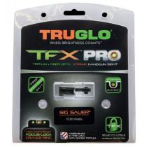 TruGlo TFX PRO Sight Set For SIG Sauer P238