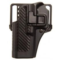 Blackhawk CQC Holster For S&W MP9/40, Left Hand