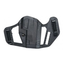 Uncle Mikes Apparition Belt Holster For Glock 19/23/26/27/32/33, Ambidextrous