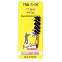 Pro-Shot Nylon Pistol Brush, .40 Cal
