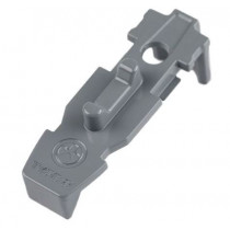Magpul Tactile Plate Gray, Type 2 AR-15, Gray