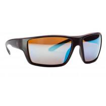 Magpul Terrain Shooting Glasses Tortoise Frame Polarized Anti-Reflective Bronze/Blue Non-Mirrored Lenses