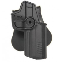 Heckler & Koch HK45 Polymer Holster Black Right Hand