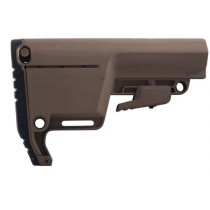 Mission First Tactical Battlelink Utility Stock, Commercial, FDE